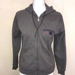 Womens New England Patriots NFL jacket size medium
